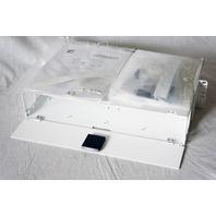 TE CONNECTIVITY FL1000 TWO-DOOR METAL WALL MOUNT BOX NEW