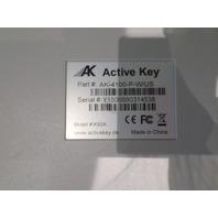ACTIVE KEY K82A KEYBOARD AK-4100-P-W/US