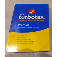 INTUIT TURBOTAX PREMIER - INVESTMENTS & RENTAL PROPERTY 2016