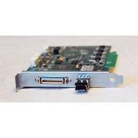 ITERO HD2.9 PCIe CARD P/N EB10526-A-A WITH FINISAR FTLF8524P2BNL SFP