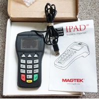 MAGTEK 30050200 MAG POS PAYMENT PINPAD TERMINAL / AS IS / GIVES ERROR S43