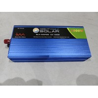 MIGHTYMAX SOLAR 12V 1000 WATT PURE SINE WAVE INVERTER