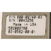 CISCO WAVEMUX PLATFORM 800-09740-03 03-0582-00-01 ONS 15800 RED BAND BOOSTER