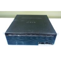 CISCO 3925 ISR ROUTER 2* VIC2-2FXO VIC3-4FXS/DID 2* VWIC2-2MFT-T1/E1