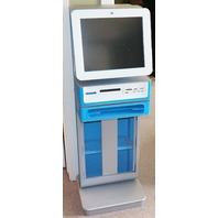 """HP CS1900 19"""" CONSUMER ORDER PHOTO TOUCHSCREEN STATION WITH PEDESTAL-  AS IS"""