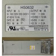 HITACHI DATA SYSTEMS THUNDER DF600-RKH POWER UNIT 5507353-56