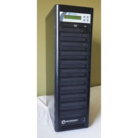 MICROBOARDS 10-DRIVE COPYWRITER PART OF DVD-PRM-NET-20 DVD/CD DUPLICATOR
