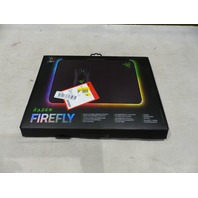 RAZER FIREFLY HARD GAMING MOUSE MAT / PAD WITH CHROMA CUSTOM LIGHTING RZ02-0135
