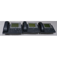 3* CISCO IP PHONE 7942 CP-7942G UNTESTED