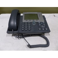 23* CISCO 7942 IP PHONES CP-7942G W/ CORDED RECEIVER