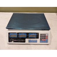 DIGITAL FOOD SCALE AND PRICER ACS-C