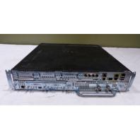 CISCO ROUTER 2951 1* HWIC 4ESW 2* IPUCAZ6BAA 500GB HDD'S 1* NM-1T3/E3