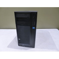 INTEL SERVER CHASSIS SC5299UP TOWER 6U WIN 7 64BIT 2.40GHz XEON X3430 1TB 4GB