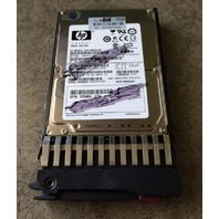 HEWLETT PACKARD HP DG0146BALVN 504015-002 146GB SAS 10K HARD DRIVE WITH TRAY