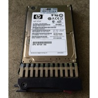 HEWLETT PACKARD HP DG0146FAMWL 507119-001 146GB SAS 10K HARD DRIVE WITH TRAY
