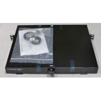 COMMOSCOPE 1U SHELF W/ INTERNAL SLIDING TRAY 760147439 RFE-SLC-IS-EMT-BK/1U-NPL