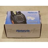 RETEVIS H-777 HANDHELD RADIO