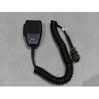 OTTO 10039 1703 BLACK CORDED RADIO MICROPHONE