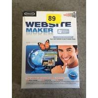 MAGIX WEBSITE MAKER FOR WINDOWS 2000/XP/VISTA