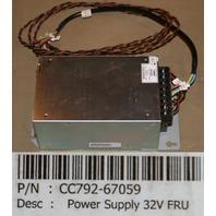 HP POWER SUPPLY 32V FRU CC792-67059