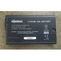 HI CAPACITY LITHIUM ION BATTERY FOR LAPTOP B-5472 BS0406904LGG 14.8V 4000mAh