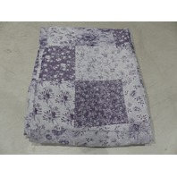 LAVENDER FLORAL SHEET N/A PURPLE/WHITE 87077