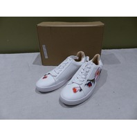 MS. CHEN XIAOXIAO 1701-27 1970 WOMENS EUR 39 FLORAL EMBROIDERED SHOES 170509812