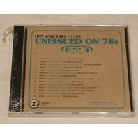 HOT JAZZ 1927-1932 UNISSUED ON 78S CD NEW / SEALED GREAT MOMENTS IN JAZZ