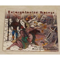 NICOLE MITCHELL'S BLACK EARTH ENSEMBLE INTERGALACTIC BEINGS CD NEW / SEALED