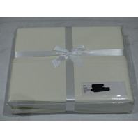 GIFTSET IVORY FULL FLAT 600T SHEET BZ8G9MQ 14511