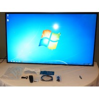 "PLANAR 58"" 4K LCD TV INTERACTIVE EDGE LED DISPLAY MONITOR EP5814K 997-7926-00"