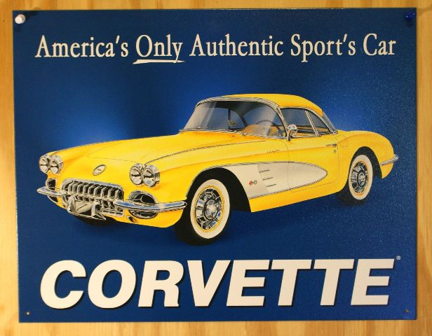 Chevy tin signs | Metal chevy signs  2019-04-19