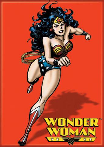 DC Comics Wonder Woman Red FRIDGE MAGNET Justice League Superman K16