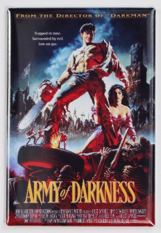 ARMY OF DARKNESS Movie POSTER  Evil Dead