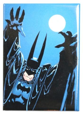Batman FRIDGE MAGNET Comic Book DC Comics The Long Halloween Gotham J22