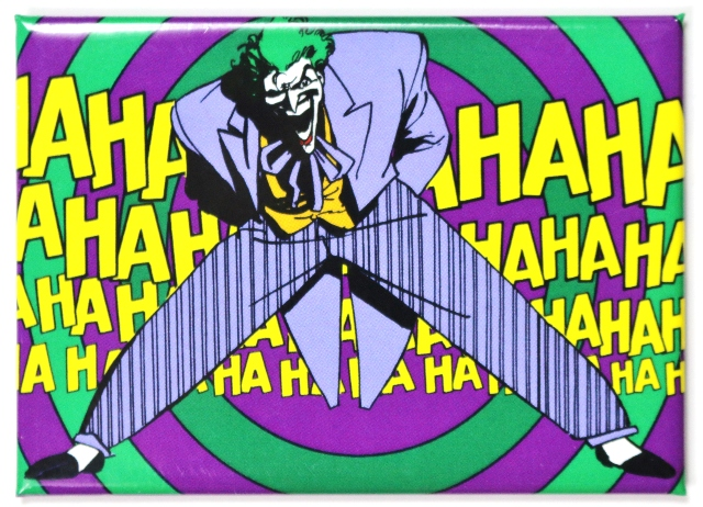 The Joker FRIDGE MAGNET Comic Book DC Comics Batman Animated Series L15