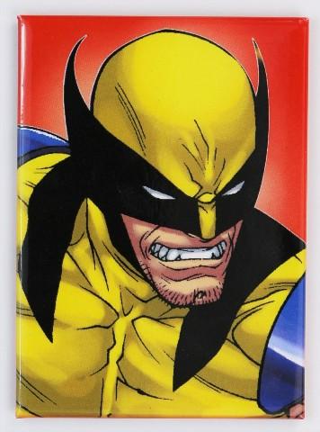 X Men Wolverine FRIDGE MAGNET Logan Marvel Comics Hugh Jackman Comic Book Hero