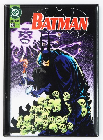 Batman # 516 FRIDGE MAGNET DC Comics Golden Age Comic Book Cover A28