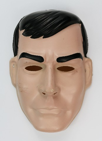 Vintage The Punisher Halloween Mask Marvel Comics Comic Book 1992