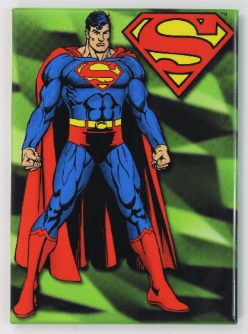 Superman FRIDGE MAGNET Clark Kent  DC Comics Comic Book Superhero Hero Man Steel