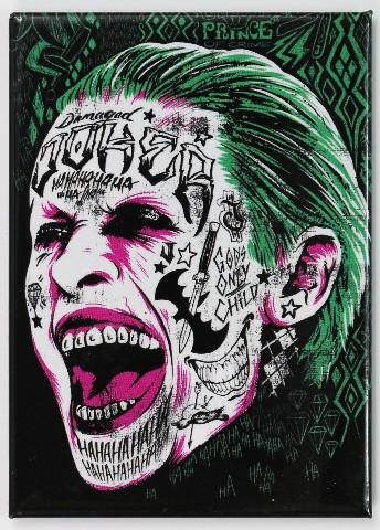 The Joker FRIDGE MAGNET Batman Suicide Squad DC Comics Harley Quinn