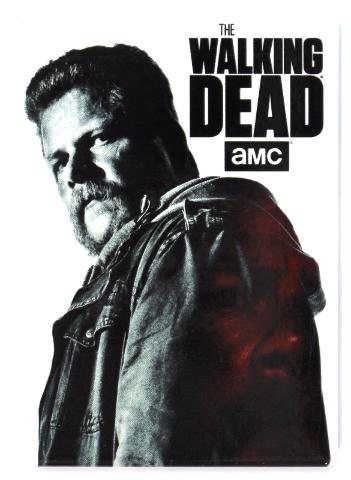 The Walking Dead Abraham Ford FRIDGE MAGNET Rick Grimes Negan P22