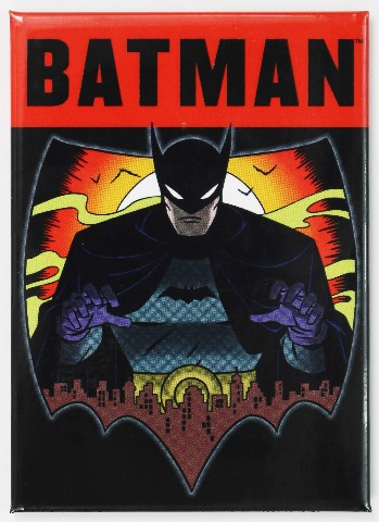 Batman FRIDGE MAGNET Batman The Animated Series DC Comics C15