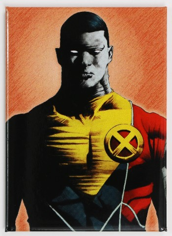 X-Men Colossus FRIDGE MAGNET Marvel Comics X Men Comic Book Magneto A19