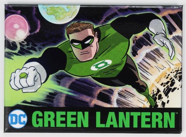 The Green Lantern FRIDGE MAGNET Justice League DC Comics Comic Book Books Hero