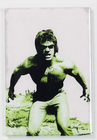 Incredible Hulk Lou Ferrigno FRIDGE MAGNET Marvel Comics 1970s