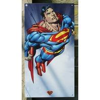 DC Comics Superman Tin Metal Sign Garage Man Cave Bar Business Super Hero