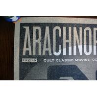 Arachnophobia Movie Poster Print By Clark Orr S/N Limited Run Of 30 Horror Film