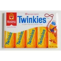 Hostess Twinkies Refrigerator Fridge Magnet Vintage Style Advertisement AD G9