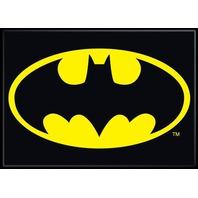 Batman batlogo bat signal logo DC detective comic refrigerator FRIDGE MAGNET P19